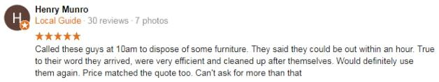 penge rubbish clearance