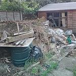 rubbish cleared london
